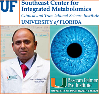 Sanjoy K. Bhattacharya, M. Tech., Ph. D., Professor of Ophthalmology, Bascom Palmer Eye Institute, University of Miami